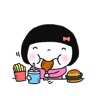 Cute bao sister(個別スタンプ:20)
