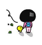 Cute bao sister(個別スタンプ:35)