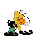 帰ってきたバスケしようぜ(個別スタンプ:13)