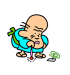 エンジョイ! Gちゃん(個別スタンプ:17)