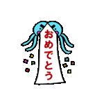 青色たこ君(個別スタンプ:37)