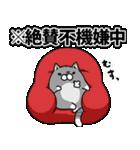 ボンレス猫(怒)(個別スタンプ:24)