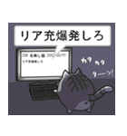 ボンレス猫(怒)(個別スタンプ:30)