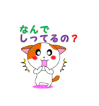 4匹の子猫 第1弾(個別スタンプ:23)