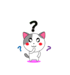 4匹の子猫 第1弾(個別スタンプ:25)