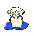 羊の皮をかぶった毒舌テムコロン(個別スタンプ:28)