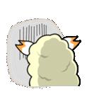 羊の皮をかぶった毒舌テムコロン(個別スタンプ:40)