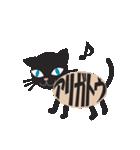 文字猫(個別スタンプ:33)