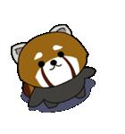 レッサーパンダのゆったりライフ2(個別スタンプ:17)