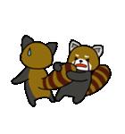 レッサーパンダのゆったりライフ2(個別スタンプ:24)