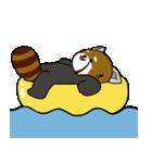 レッサーパンダのゆったりライフ2(個別スタンプ:35)