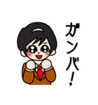 ゆるい昭和風女子高生
