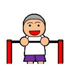 スポーツクラブスタンプ(個別スタンプ:06)