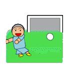 スポーツクラブスタンプ(個別スタンプ:16)