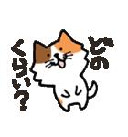 連絡にゃんこ(個別スタンプ:07)