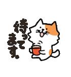連絡にゃんこ(個別スタンプ:12)