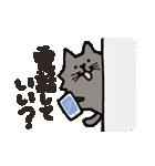 連絡にゃんこ(個別スタンプ:30)