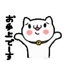 うざぬこ日和(基本セット)(個別スタンプ:23)