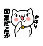 うざぬこ日和(基本セット)(個別スタンプ:28)