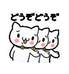 うざぬこ日和(基本セット)(個別スタンプ:36)