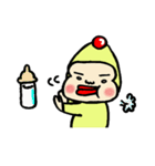 ピコピコじろう(個別スタンプ:3)