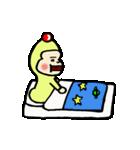 ピコピコじろう(個別スタンプ:10)