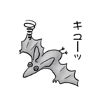 ブラッディマウス キャラクターズ 1(個別スタンプ:34)