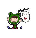 着ぐるみ・nicoちゃん【主婦編】(個別スタンプ:01)