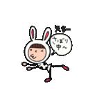 着ぐるみ・nicoちゃん【主婦編】(個別スタンプ:06)