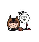 着ぐるみ・nicoちゃん【主婦編】(個別スタンプ:12)