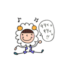 着ぐるみ・nicoちゃん【主婦編】(個別スタンプ:15)