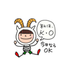 着ぐるみ・nicoちゃん【主婦編】(個別スタンプ:22)