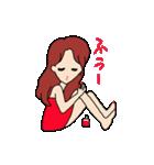 いろんな私③ 『Sexy girl』(個別スタンプ:20)