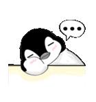 Chubby Penguins(個別スタンプ:06)