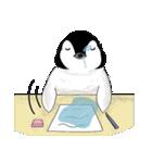 Chubby Penguins(個別スタンプ:08)
