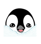 Chubby Penguins(個別スタンプ:18)