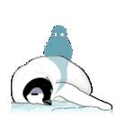 Chubby Penguins(個別スタンプ:22)