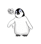 Chubby Penguins(個別スタンプ:25)