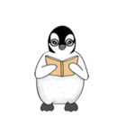 Chubby Penguins(個別スタンプ:30)