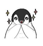 Chubby Penguins(個別スタンプ:33)