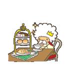 アフロなおうさま2(個別スタンプ:04)