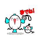 鳥のともちゃん(個別スタンプ:05)