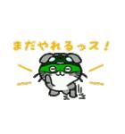 ヒロ猫(グリーン)(個別スタンプ:16)