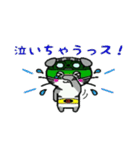 ヒロ猫(グリーン)(個別スタンプ:19)