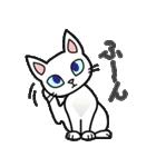 猫ねこコネコ(個別スタンプ:22)