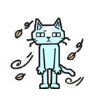 猫ねこコネコ(個別スタンプ:36)
