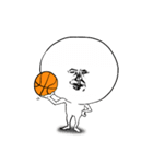 バスケのお兄さん(個別スタンプ:12)