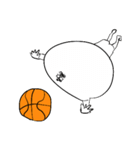 バスケのお兄さん(個別スタンプ:19)