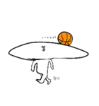 バスケのお兄さん(個別スタンプ:35)