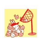 『満月ポン』ポンちゃん秋です(個別スタンプ:20)